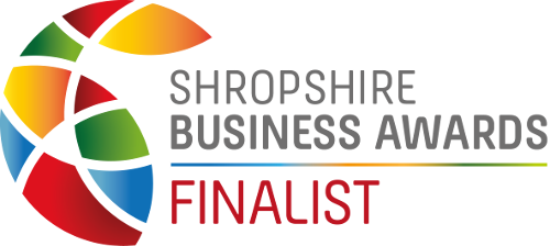 Shropshire Business Awards Finalist