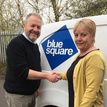 Blue Square client testimonial