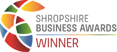 Shropshire Business Awards Finalist