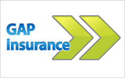 GAP Insurance button