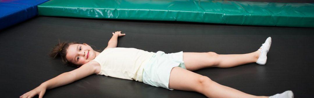 child trampoline
