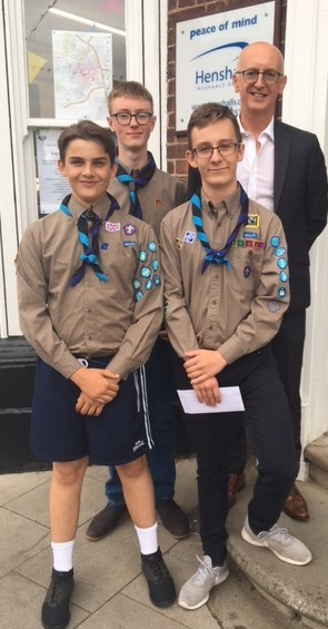 Henshalls Scouts